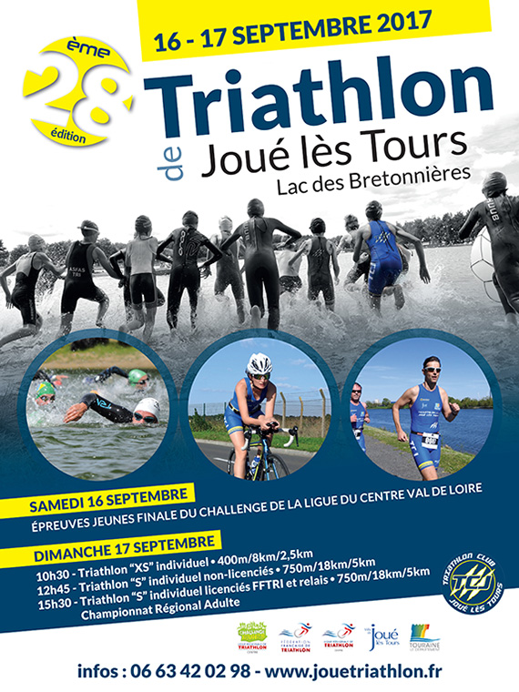 triathlon 16 septembre 2018